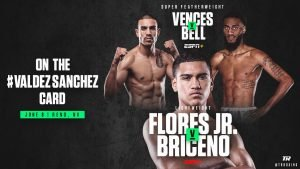 Óscar Valdez - Gabriel Flores Jr., the 19-year-old pride of Stockton, California, had the night of his boxing life May 4 at Stockton Arena. More than 10,000 fans packed the venue, as Flores knocked out Eduardo Pereira Reis in three raucous rounds, establishing himself as the sport's youngest hometown ticket-seller.
