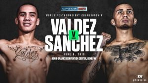 Óscar Valdez - Sullivan Barrera and Michael Seals to clash in 10-round light heavyweight co-feature LIVE on ESPN and ESPN Deportes at 10 p.m. ET/7 p.m. PT