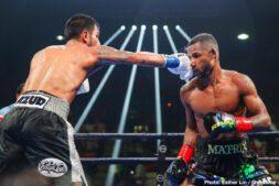 Brandon Adams, Claudio Marrero, Erickson Lubin, Jermall Charlo - Boxing News
