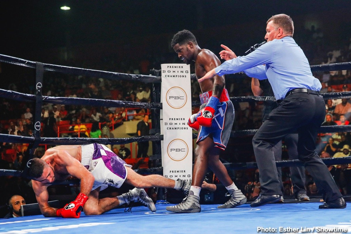 Frank Sanchez - Unbeaten Cuban slugger Frank Sanchez will face Jack Mulowayi in an eight-round heavyweight attraction to open SHOWTIME BOXING: SPECIAL EDITION this Saturday, October 26 live on SHOWTIME® from Santander Arena in Reading, Pa.