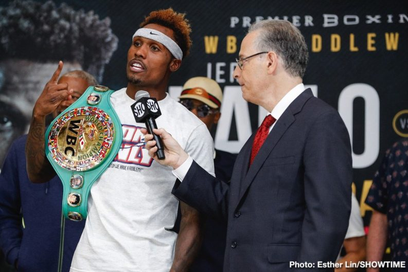 Brandon Adams Jermall Charlo Boxing News
