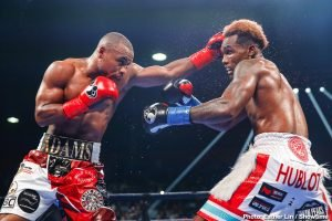 Brandon Adams, Jermall Charlo - This past Saturday night, Brandon Adams announced himself as a top contender as he put on a gutsy performance against undefeated WBC World Middleweight Champion Jermall Charlo in Charlo's hometown of Houston.