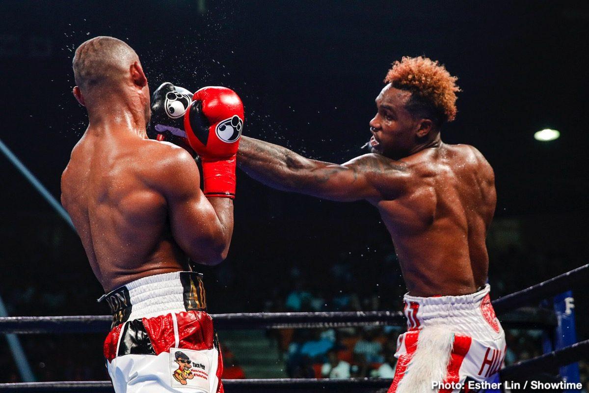Dennis Hogan Jermall Charlo Boxing Interviews Boxing News