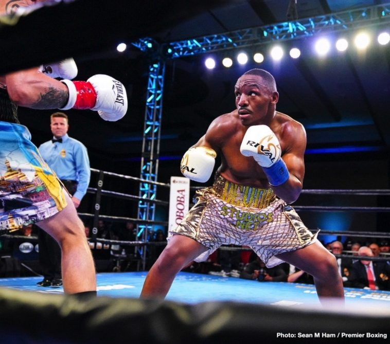 RESULTS: Ivan Redkach Stops Alexander, Willie Monroe Jr