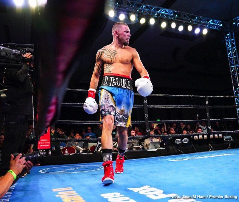 Devon Alexander Hugo Centeno Jr Ivan Redkach Willie Monroe Jr. Boxing News Boxing Results Top Stories Boxing