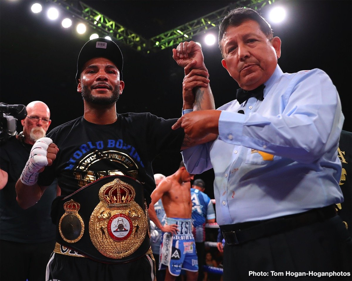 "Alberto ""El Explosivo"" Machado - For the second time in a row, WBA World super flyweight champion Andrew ""El Chango"" Cancio (21-4-2, 16 KOs) proved to have too much for Alberto ""Explosivo"" Machado (21-2, 17 KOs) in stopping him in the third round on Friday night at the Fantasy Springs Resort Casino in Indio, California. Cancio, 30, knocked Machado down with a hard body shot in the third round. Machado had taken a lot of hard shots in round two that sapped the strength from him."