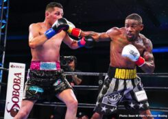 Devon Alexander, Hugo Centeno Jr, Ivan Redkach, Willie Monroe Jr. - Boxing News