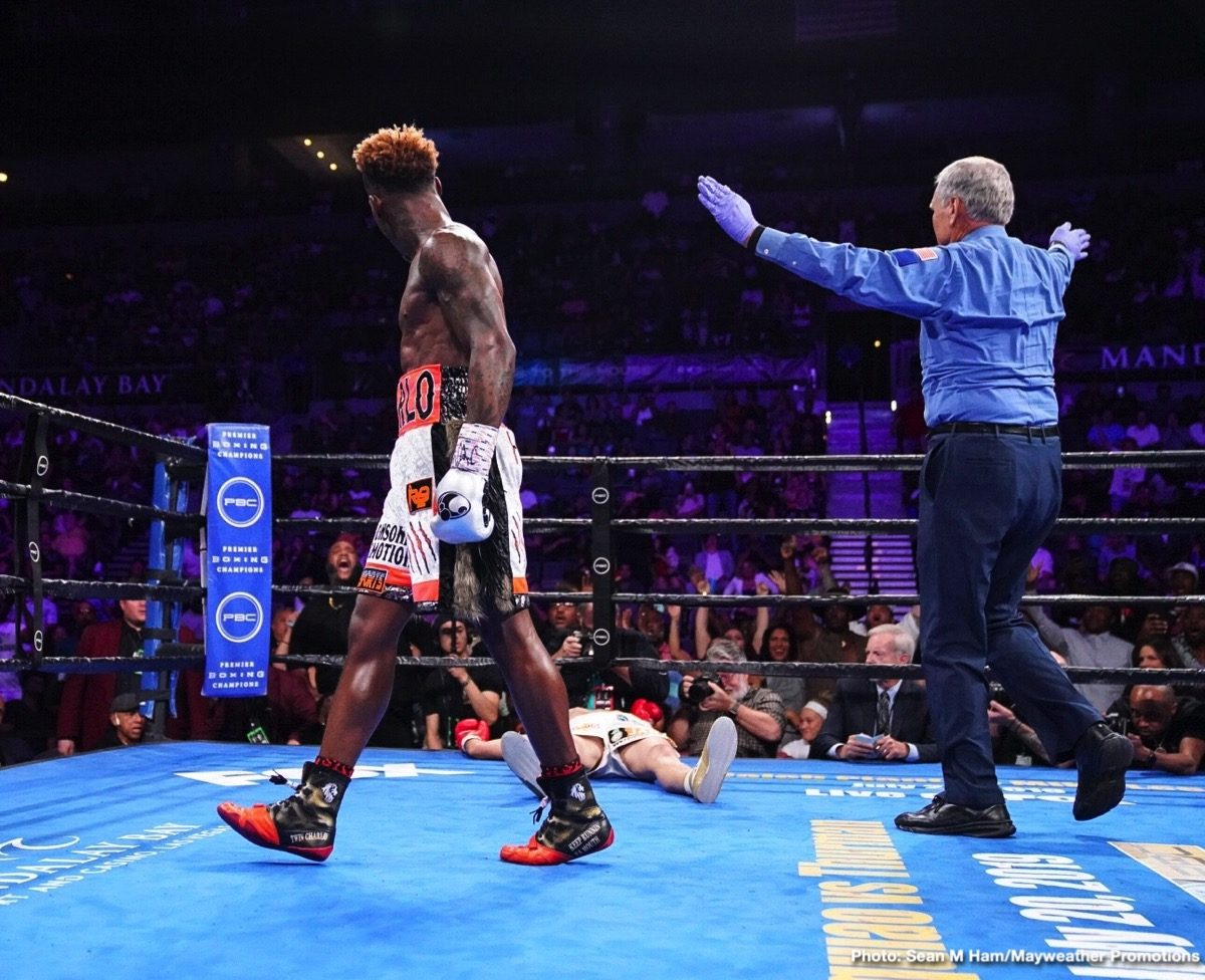 """Guillermo """"El Chacal"""" Rigondeaux Jermell Charlo Jorge Cota Julio Ceja Boxing News Boxing Results"""