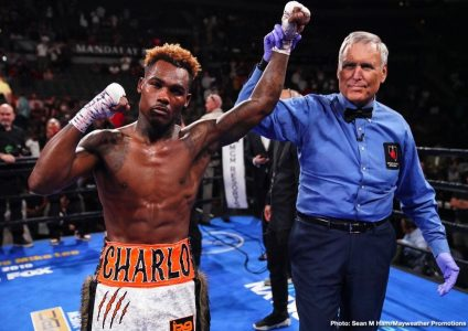 "Guillermo ""El Chacal"" Rigondeaux Jermell Charlo Jorge Cota Julio Ceja Boxing News Boxing Results Top Stories Boxing"