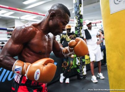 Chris Colbert Guillermo Rigondeaux Jermell Charlo Jorge Cota Julio Ceja Boxing News