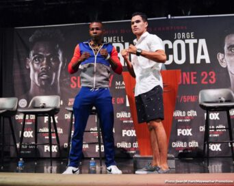 "Guillermo ""El Chacal"" Rigondeaux, Jermell Charlo, Jorge Cota, Julio Ceja - Boxing News"