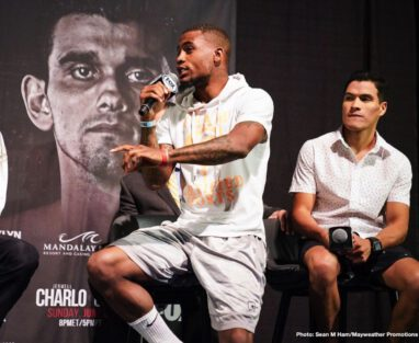 """Guillermo """"El Chacal"""" Rigondeaux, Jermell Charlo, Jorge Cota, Julio Ceja - https://www.youtube.com/watch?v=oFhTRMe--Q0"""