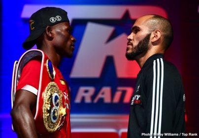 Ray Beltran Richard Commey Boxing News