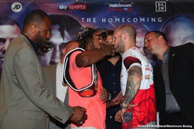 Alex Leapai Demetrius Andrade Joseph Parker Kal Yafai Maciej Sulecki Boxing News Top Stories Boxing