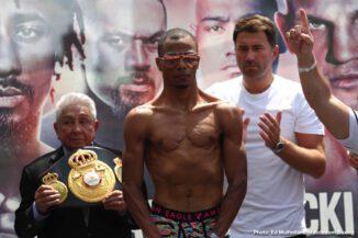 Alex Leapai, Demetrius Andrade, Joseph Parker, Kal Yafai, Maciej Sulecki - Boxing News