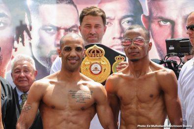 Alex Leapai Demetrius Andrade Joseph Parker Kal Yafai Maciej Sulecki Boxing News