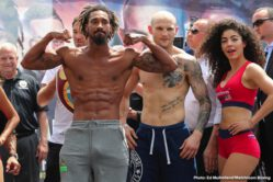 Demetrius Andrade believes his big homecoming night will be the perfect showcase to secure blockbuster fights as he defends his WBO World Middleweight title against Maciej Sulecki on Saturday June 29 at the Dunkin' Donuts Center in Providence, Rhode Island, live on DAZN in the US and on Sky Sports in the UK.