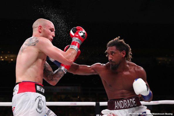 Alex Leapai DAZN Joseph Parker Maciej Sulecki Boxing News Boxing Results Top Stories Boxing