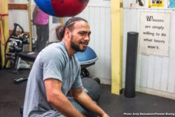 Keith Thurman, Manny Pacquiao - Keith Thurman's head trainer Dan Birmingham is typically a man of few words who likes to keep his focus on his job; which is training, coaching and creating world champion boxers. So when Dan speaks, people listen. His Mr. Miyagi-style message ahead of Keith's blockbuster PBC on FOX Sports pay-per-view showdown versus Manny Pacquiao?