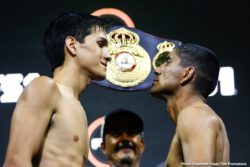 """Brandon Figueroa - Undefeated interim WBA Super Bantamweight champion Brandon """"The Heartbreaker"""" Figueroa will make a 12-round homecoming title defense when he takes on Argentina's Javier """"Chispita"""" Chacon Saturday, August 24 in the main event of FS1 PBC Fight Night on FS1 and FOX Deportes live from Bert Ogden Arena in Edinburg, Texas."""