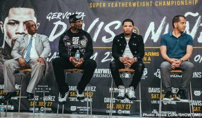 Gervonta Davis Boxing News