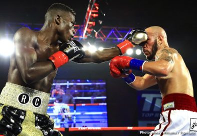 Ray Beltran Richard Commey Teofimo Lopez Boxing News Boxing Results Top Stories Boxing