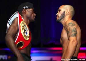 Ray Beltran - The road to lightweight supremacy continues Friday at Pechanga Resort Casino when IBF world lightweight champion Richard Commey (28-2, 25 KOs) makes the first defense of his title against former lightweight world champion Ray Beltran (36-8-1, 22 KOs). Weights: