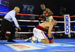 """Ray Beltran - The young champion took the old veteran to school. Richard """"RC"""" Commey made the first defense of his IBF world lightweight title, knocking down former world champion Ray Beltran four times en route to an eighth-round knockout in front of 2,795 fans at Pechanga Resort Casino."""