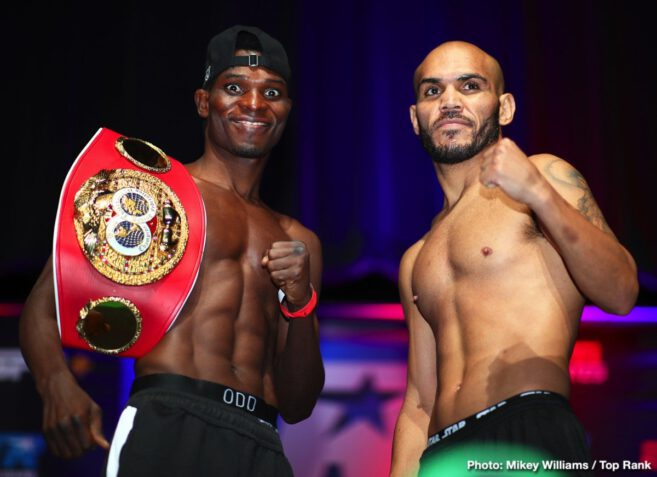 Ray Beltran, Richard Commey - Boxing News