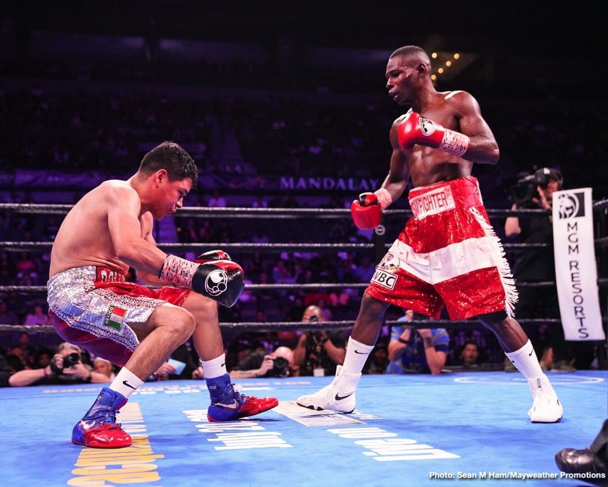 Jermell Charlo - Former world champions Guillermo Rigondeaux and Liborio Solis will battle for the vacant WBA Bantamweight World title Saturday, December 21 in the FOX PBC Fight Night co-main event and on FOX Deportes live in primetime from Toyota Arena in Ontario, California.