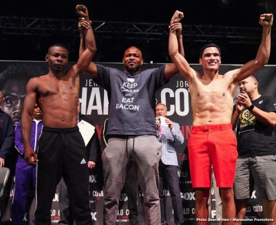 "Guillermo ""El Chacal"" Rigondeaux Jermell Charlo Jorge Cota Julio Ceja Boxing News"