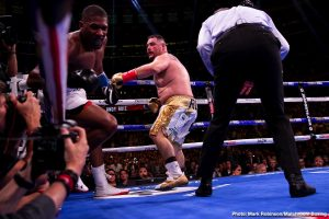 Andy Ruiz faces Chris Arreola on Fox PPV on Apr.24th