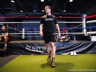 Caleb Plant Mike Lee Boxing News