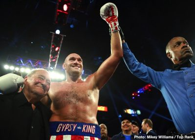 Jesse Hart Sullivan Barrera Tom Schwarz Tyson Fury Boxing News Boxing Results Top Stories Boxing