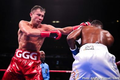 Gennady Golovkin Steve Rolls Boxing News Boxing Results Top Stories Boxing