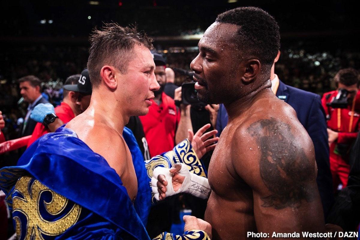 Gennadiy Golovkin, Ryota Murata - Boxing News