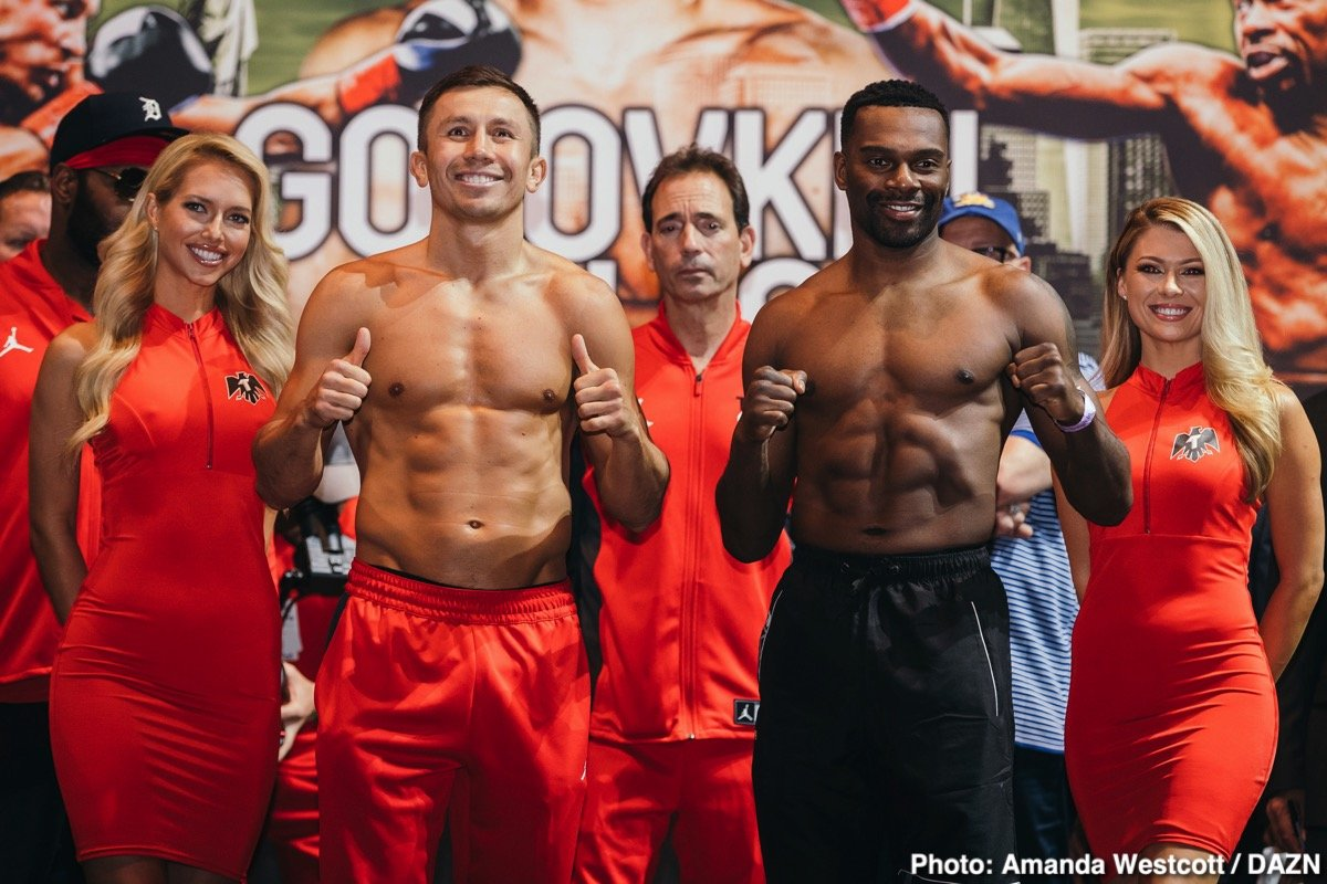 Gennady Golovkin - The fight will be contested at a maximum weight of 164 lbs. and streamed live on DAZN beginning at 7:00 p.m. ET / 4:00 p.m. PT. GGG vs. Rolls kicks off the exclusive six-fight, three-year global partnership between GGG Promotions and DAZN, the world's fastest-growing sports streaming platform.