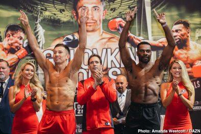 Ali Akhmedov Charles Conwell Gennady Golovkin Israil Madrimov Steve Rolls Boxing News