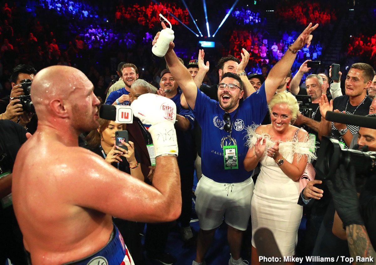 ESPN Kubrat Pulev Tom Schwarz Top Rank Boxing Tyson Fury Boxing News Boxing Results