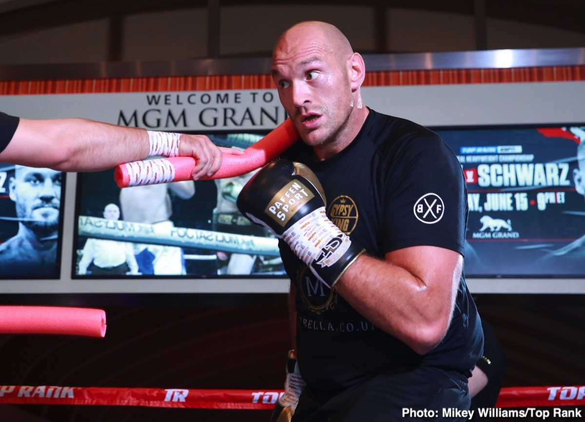 Anthony Yarde, Sergey Kovalev, Tyson Fury - THE FURY BROTHERS, Tyson and Tommy, came up with a split decision when asked to assess the prospects of Anthony Yarde dethroning WBO light heavyweight king Sergey Kovalev when the pair collide in Krusher's home town of Chelyabinsk in Russia on August 24.