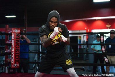 Brandon Adams Jermall Charlo Boxing News