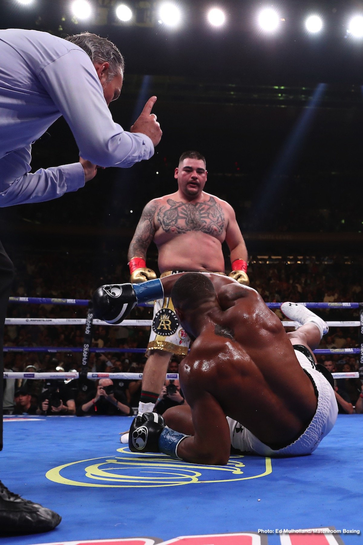 Andy Ruiz, Anthony Joshua - 'The Destroyer' fires warning at 'AJ' ahead of historic rematch
