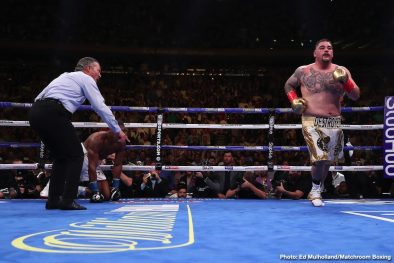 Andy Ruiz Jr Anthony Joshua Boxing News Boxing Results Top Stories Boxing