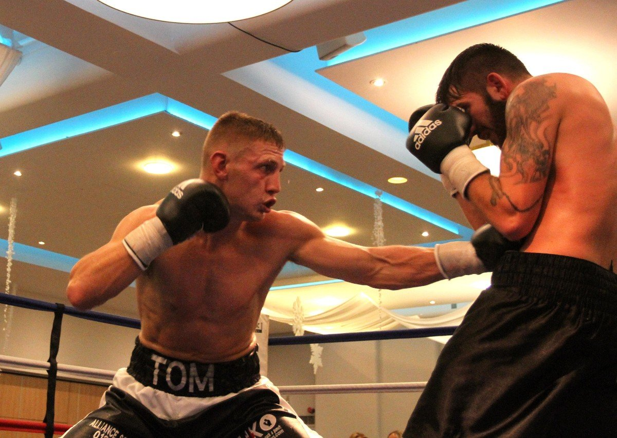 Tom Stokes will be determined to make the most of an unexpected second chance at the Midlands middleweight title later this month.