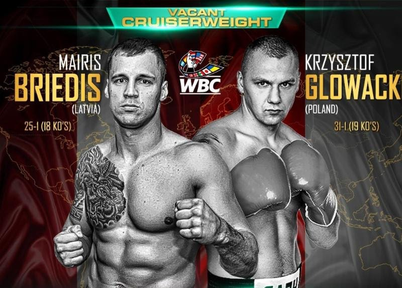 Krzysztof Glowacki Mairis Briedis Boxing News Boxing Results