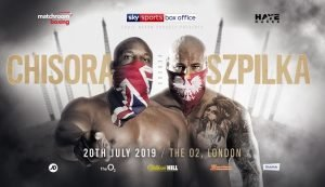David Price - Fans of the heavyweights should be in store for quite a night of action on July 20th at The O2 in the heart of London. Promoter Eddie Hearn may have seen his heavyweight star Anthony Joshua lose his three-belts, but on the July card there will be three potentially explosive heavyweight scraps going down. The headliner is the Dillian Whyte-Oscar Rivas bout, with David Price vs. Dave Allen and Dereck Chisora vs. Artur Szpilka providing strong support.