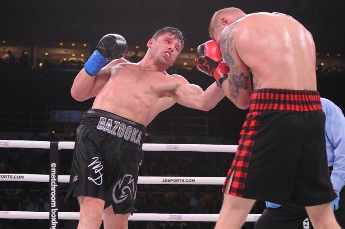 Mark DeLuca Boxing Results Press Room