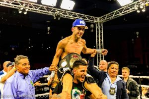 Billel Dib - Billel Dib is still determined to land a shot at the world title in 2019 with WBA World champion Andrew Cancio appearing to be firmly on the Australian's radar.
