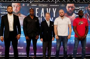 Bryant Jennings - DANIEL DUBOIS will be having his own D-Day celebrations if he wipes out Nathan Gorman next month.