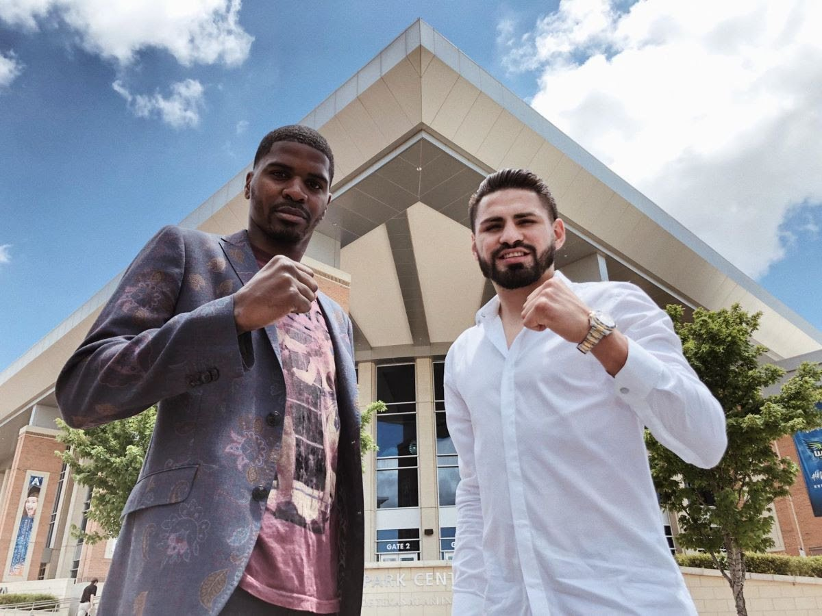 Maurice Hooker - Maurice Hooker says the pressure of fighting at home in a career defining fight will bring the best out of him when he meets WBC World Super-Lightweight ruler Jose Ramirez in unification clash on Saturday July 27 at the College Park Center in Arlington, Texas, live on DAZN in the US and on Sky Sports in the UK.